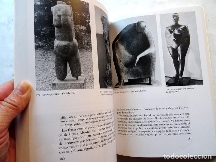 Libros: LA ESCULTURA MODERNA – HERBERT READ - Foto 3 - 172241067