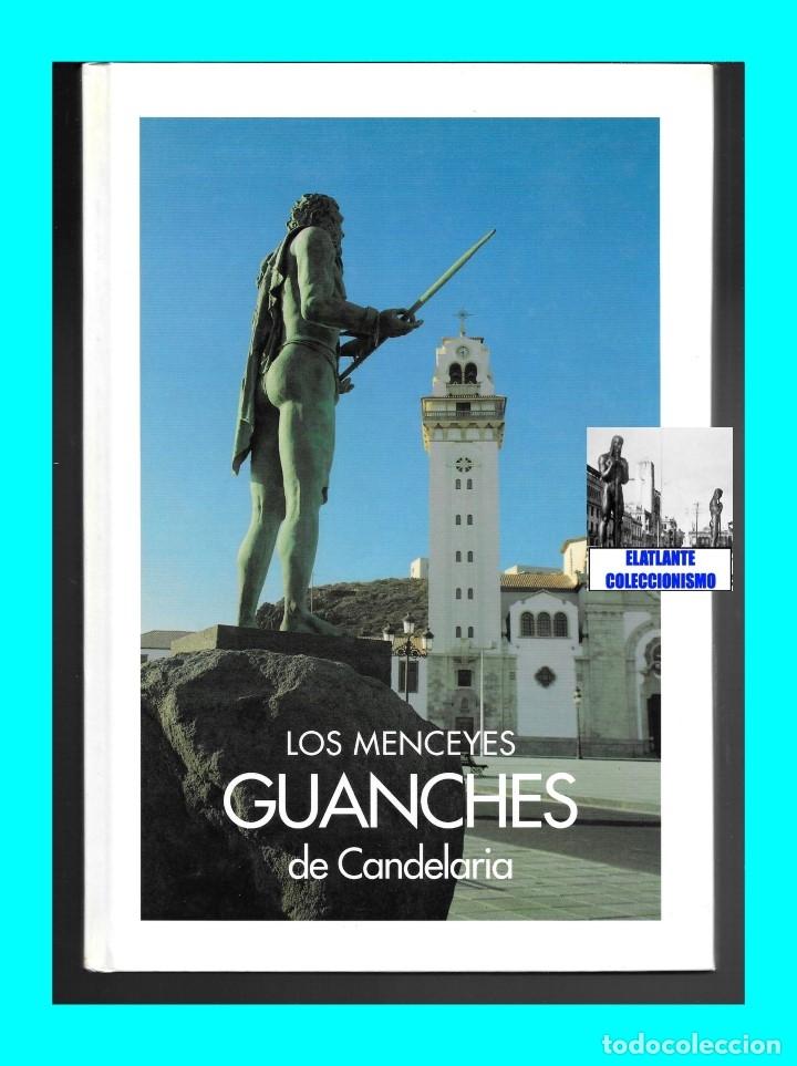 Libros: LOS MENCEYES GUANCHES DE CANDELARIA - TENERIFE - ESCULTURAS JOSÉ ABAD - NUEVO - 18 EUROS - Foto 5 - 230946925