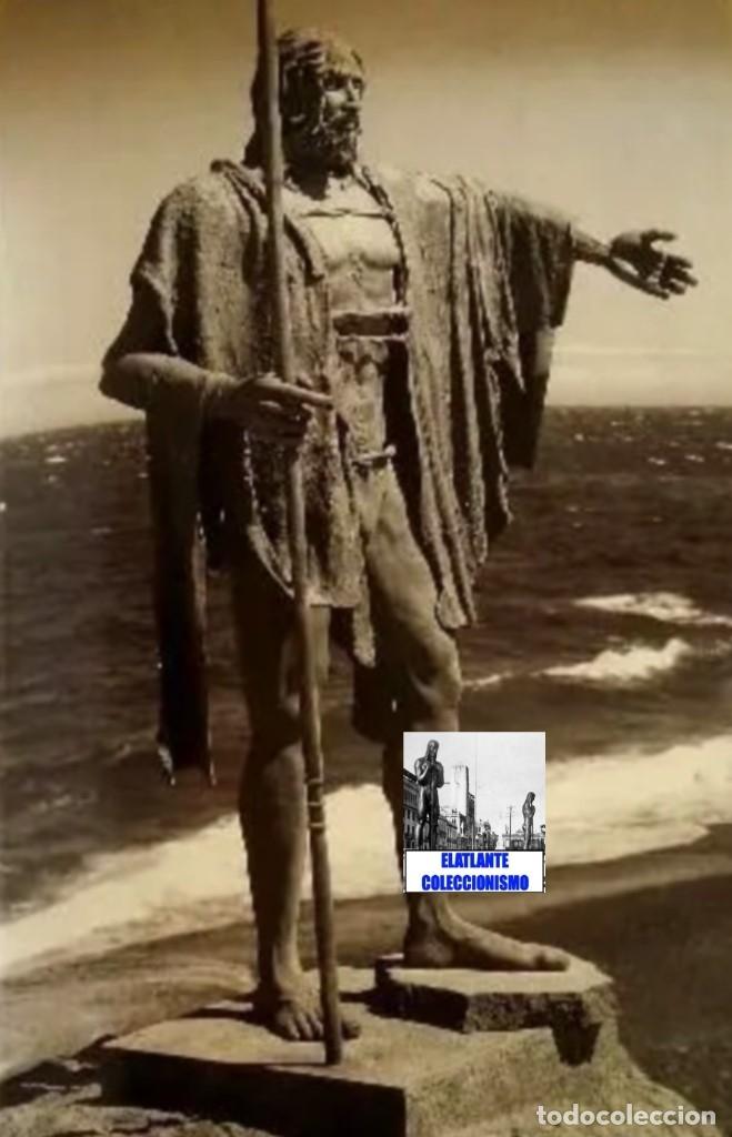 Libros: LOS MENCEYES GUANCHES DE CANDELARIA - TENERIFE - ESCULTURAS JOSÉ ABAD - NUEVO - 18 EUROS - Foto 8 - 230946925