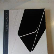 Libros: PABLO PALAZUELO CATÁLOGO 2010 BANCA MARCH. Lote 178026075