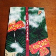 Libros: LIBRO EL DOMADOR DEL VIENTO. Lote 179228045