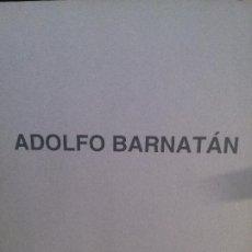 Libros: ADOLFO BARNATÁN.. Lote 185898338