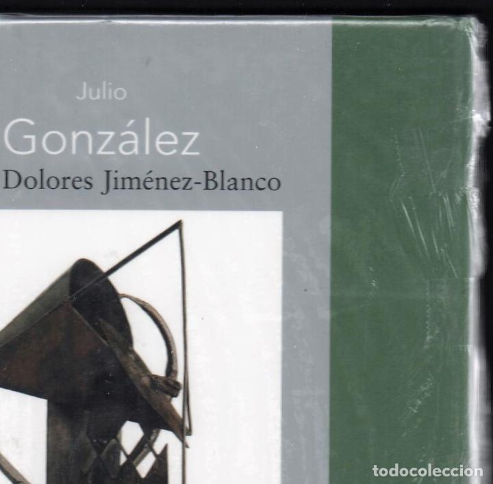 Libros: JULIO GONZÁLEZ Mª DOLORES JIMÉNEZ-BLANCO FUNDACIÓN MAPFRE INSTI CULTURA 2007 1ª EDICIÓN PLASTIFICADO - Foto 2 - 185962713