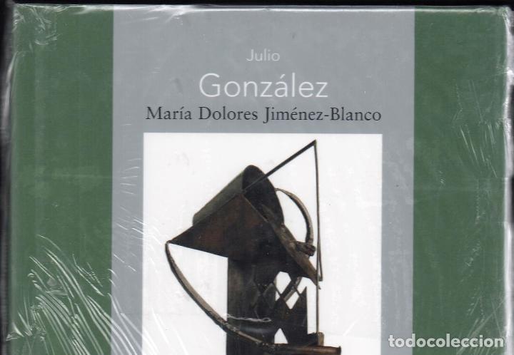 Libros: JULIO GONZÁLEZ Mª DOLORES JIMÉNEZ-BLANCO FUNDACIÓN MAPFRE INSTI CULTURA 2007 1ª EDICIÓN PLASTIFICADO - Foto 3 - 185962713