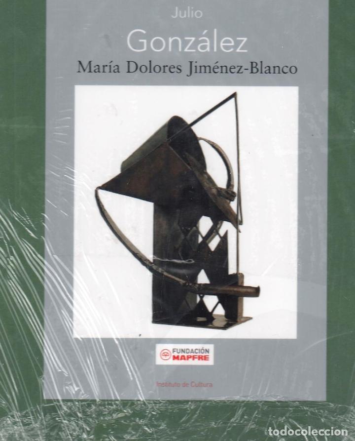 Libros: JULIO GONZÁLEZ Mª DOLORES JIMÉNEZ-BLANCO FUNDACIÓN MAPFRE INSTI CULTURA 2007 1ª EDICIÓN PLASTIFICADO - Foto 5 - 185962713