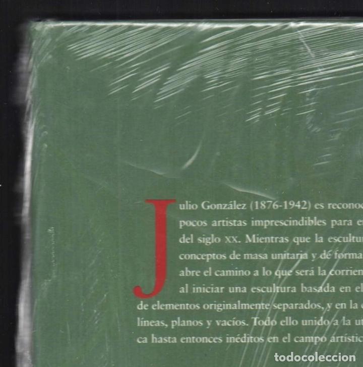 Libros: JULIO GONZÁLEZ Mª DOLORES JIMÉNEZ-BLANCO FUNDACIÓN MAPFRE INSTI CULTURA 2007 1ª EDICIÓN PLASTIFICADO - Foto 12 - 185962713