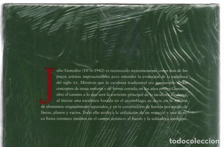 Libros: JULIO GONZÁLEZ Mª DOLORES JIMÉNEZ-BLANCO FUNDACIÓN MAPFRE INSTI CULTURA 2007 1ª EDICIÓN PLASTIFICADO - Foto 17 - 185962713