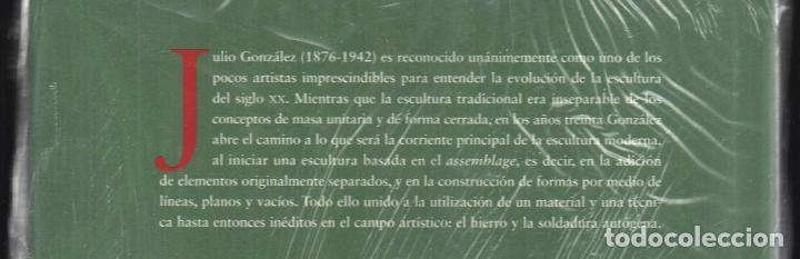 Libros: JULIO GONZÁLEZ Mª DOLORES JIMÉNEZ-BLANCO FUNDACIÓN MAPFRE INSTI CULTURA 2007 1ª EDICIÓN PLASTIFICADO - Foto 22 - 185962713
