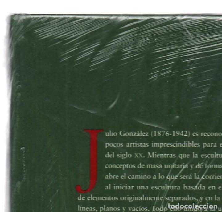 Libros: JULIO GONZÁLEZ Mª DOLORES JIMÉNEZ-BLANCO FUNDACIÓN MAPFRE INSTI CULTURA 2007 1ª EDICIÓN PLASTIFICADO - Foto 23 - 185962713