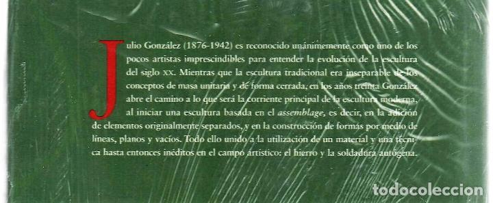 Libros: JULIO GONZÁLEZ Mª DOLORES JIMÉNEZ-BLANCO FUNDACIÓN MAPFRE INSTI CULTURA 2007 1ª EDICIÓN PLASTIFICADO - Foto 24 - 185962713