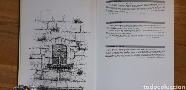 Libros: AS FONTES DE SANTIAGO DE COMPOSTELA, ABEL FERNANDEZ OTERO. - Foto 5 - 186019221