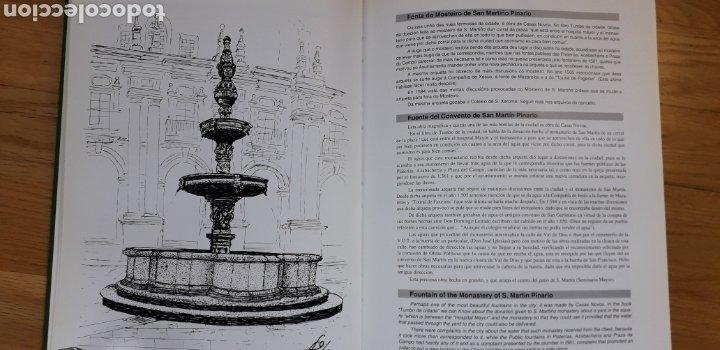 Libros: AS FONTES DE SANTIAGO DE COMPOSTELA, ABEL FERNANDEZ OTERO. - Foto 6 - 186019221