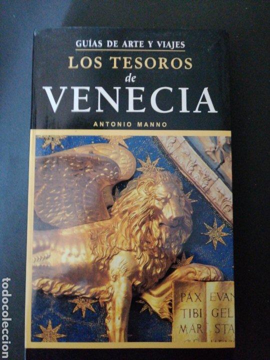 LOS TESOROS DE VENECIA DE ANTONIO MANNO (Libros Nuevos - Bellas Artes, ocio y coleccionismo - Escultura)