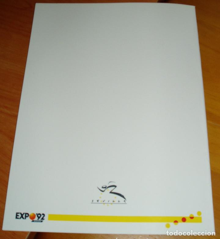 Libros: 12 ESCULTURAS DE LOS PAISES DE LA COMUNIDAD EUROPEA SEVILLA EXPO 92 JARDIN DE LA CARTUJA LIBRO - Foto 2 - 192934165