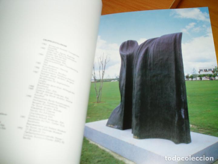 Libros: 12 ESCULTURAS DE LOS PAISES DE LA COMUNIDAD EUROPEA SEVILLA EXPO 92 JARDIN DE LA CARTUJA LIBRO - Foto 3 - 192934165