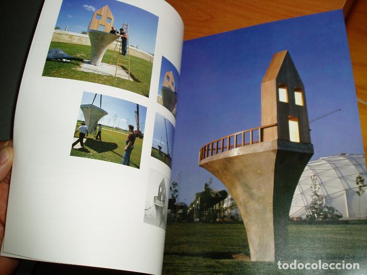 Libros: 12 ESCULTURAS DE LOS PAISES DE LA COMUNIDAD EUROPEA SEVILLA EXPO 92 JARDIN DE LA CARTUJA LIBRO - Foto 8 - 192934165