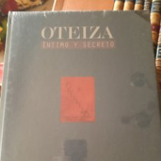 Libros: OTEIZA. INTIMO Y SECRETO. Lote 193387085
