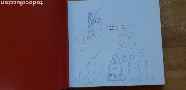 Libros: RAMÓN CONDE, ESCULTURAS 1974-2004, - Foto 2 - 198635082