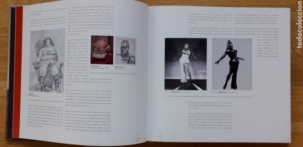 Libros: RAMÓN CONDE, ESCULTURAS 1974-2004, - Foto 4 - 198635082