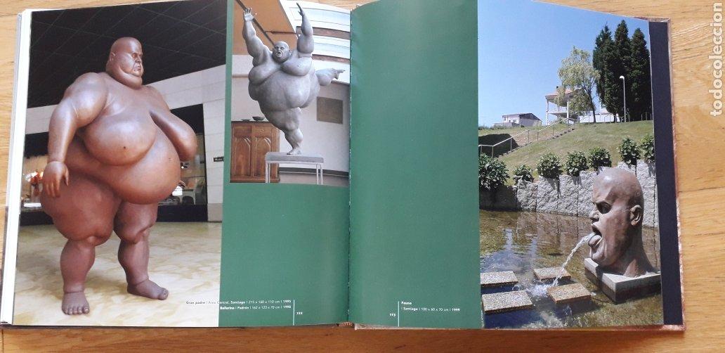 Libros: RAMÓN CONDE, ESCULTURAS 1974-2004, - Foto 8 - 198635082