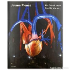 Libros: JAUME PLENSA THE SECRET HEART / DAS GEHEIMHERZ. Lote 200603550
