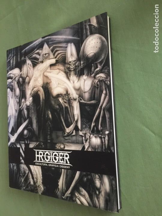 Libros: H.R. GIGER: ESCULTURA, GRAFICA I DISSENY - Foto 3 - 205265277