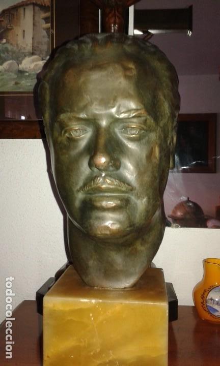 BUSTO DE GIRON DE VELASCO (Libros Nuevos - Bellas Artes, ocio y coleccionismo - Escultura)