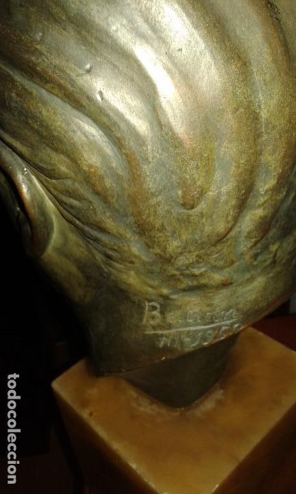 Libros: Busto de Giron de Velasco - Foto 2 - 206922125