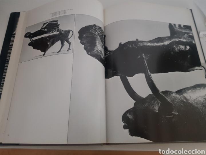 Libros: OSCAR ESTRUGA ESCULTOR 1977 - Foto 4 - 216793296