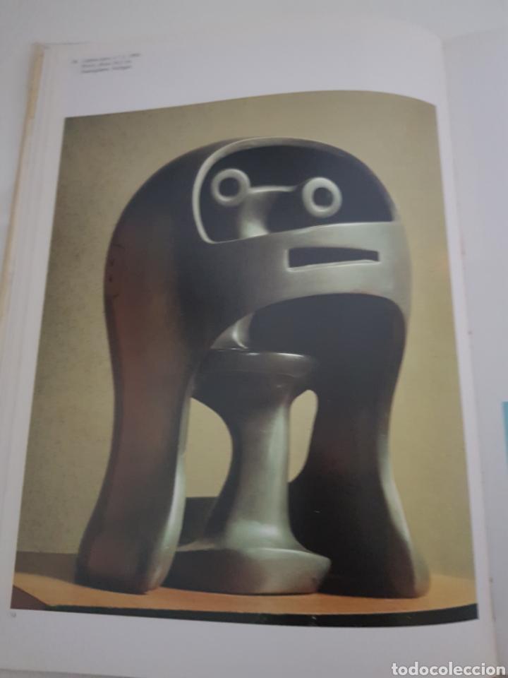 Libros: HENRY MOORE ESCULTURA DE DAVID MITCHINSON EDICION POLIGRAFA 1991 - Foto 5 - 216795400