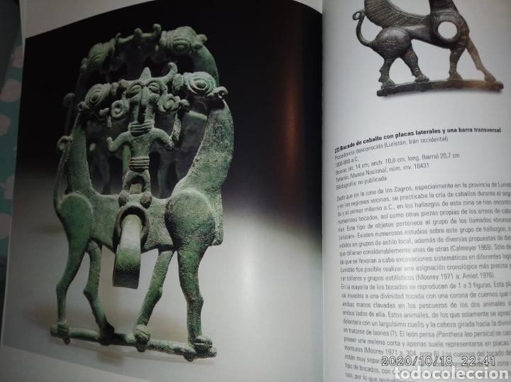 Libros: 7000 años de arte persa. Obras maestras del museo de Irán. - Foto 8 - 221513770