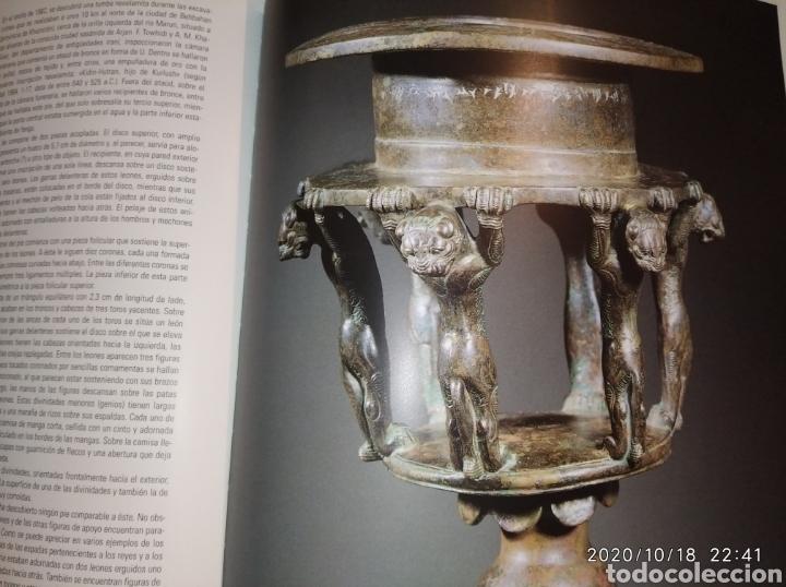 Libros: 7000 años de arte persa. Obras maestras del museo de Irán. - Foto 9 - 221513770