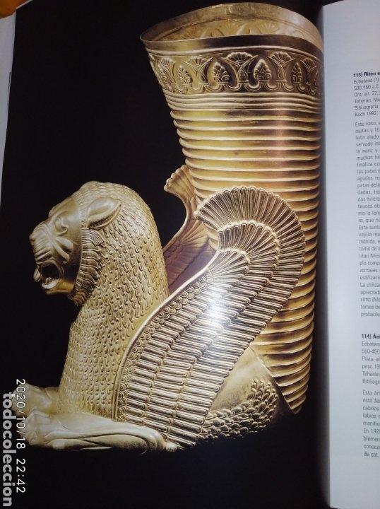 Libros: 7000 años de arte persa. Obras maestras del museo de Irán. - Foto 10 - 221513770