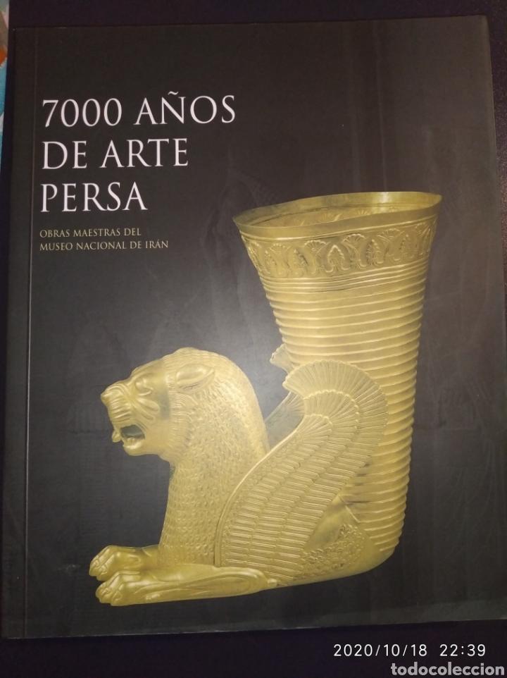 7000 AÑOS DE ARTE PERSA. OBRAS MAESTRAS DEL MUSEO DE IRÁN. (Libros Nuevos - Bellas Artes, ocio y coleccionismo - Escultura)