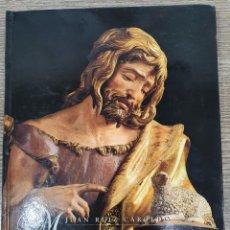 Libros: MAESTROS DEL ARTE BURGALES JUAN RUIZ CARCEDO. Lote 222487600