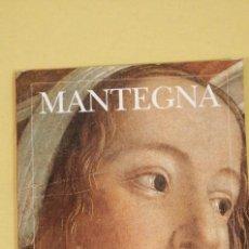 Libros: MANTEGNA ITALIANO ASOMBROSAS ILUSTRACIONES POCKETS ELECTA MILANO. Lote 223283086
