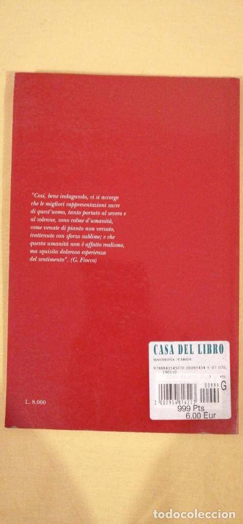 Libros: MANTEGNA ITALIANO ASOMBROSAS ILUSTRACIONES POCKETS ELECTA MILANO - Foto 2 - 223283086