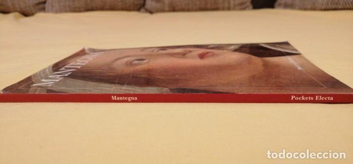 Libros: MANTEGNA ITALIANO ASOMBROSAS ILUSTRACIONES POCKETS ELECTA MILANO - Foto 3 - 223283086