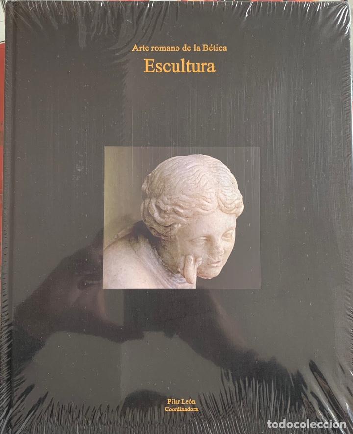 ARTE ROMANO DE LA BÉTICA. ESCULTURA (Libros Nuevos - Bellas Artes, ocio y coleccionismo - Escultura)