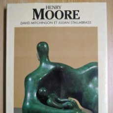 Libros: HENRY MOORE. Lote 225851295