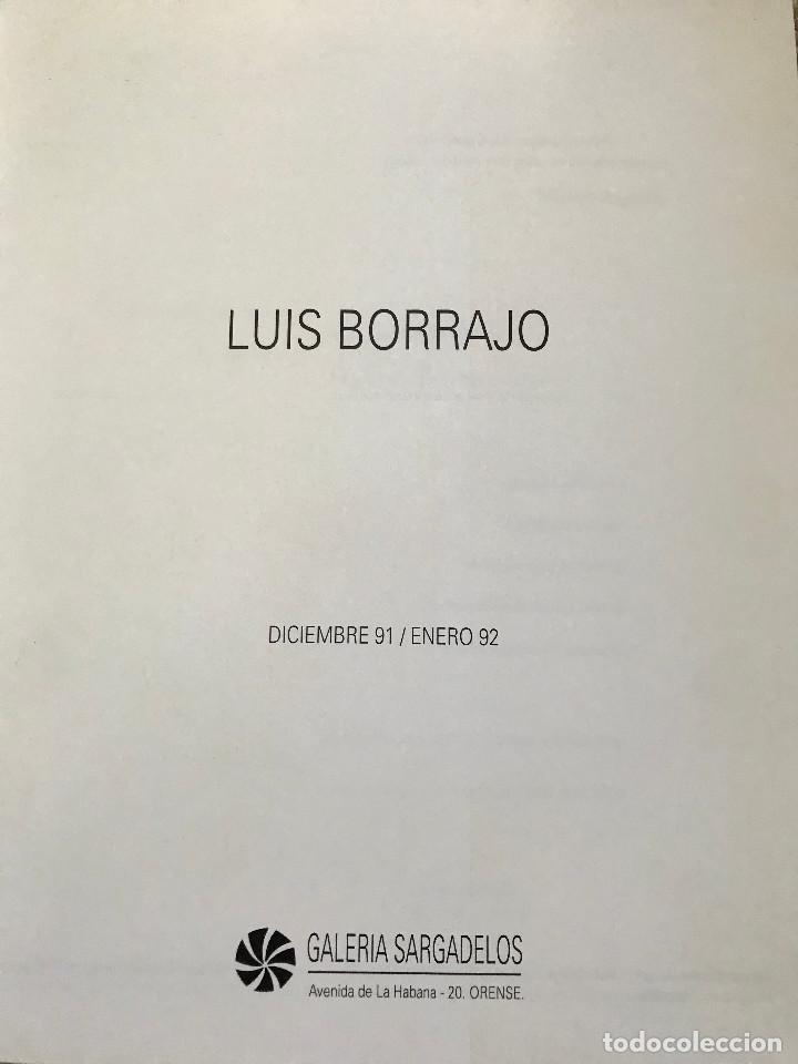 Libros: Luis Borrajo esculturas - Foto 2 - 229052355