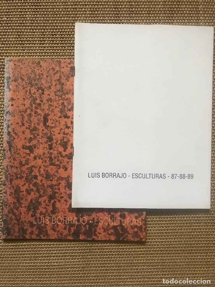 LUIS BORRAJO ESCULTURAS (Libros Nuevos - Bellas Artes, ocio y coleccionismo - Escultura)