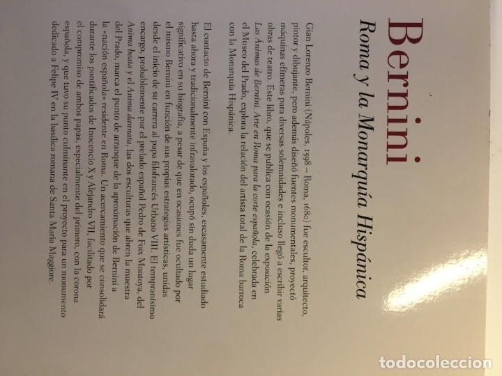 Libros: Bernini. Roma y la Monarquía hispánica - Foto 2 - 230842150