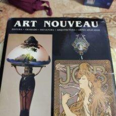 Libros: ART NOUVEAU. Lote 233013850