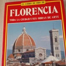 Libros: GUIA DE FLORENCIA.CASTELLANO.. Lote 241915185