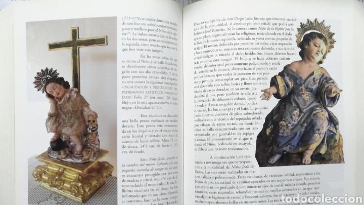 Libros: El Patrimonio Artístico Del Monasterio De Carmelitas Descalzas De Jaén. Carmen Eisman Lasaga - Foto 3 - 243637425