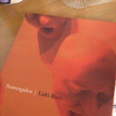 Libros: CATÁLOGO EXPOSICIÓN SUMERGIDOS LIDÓ RICO UNIVERSIDAD ALICANTE CAM MUA MUSEO. Lote 244880925