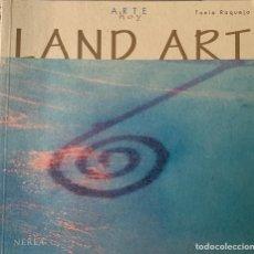Libros: LAND ART. Lote 258196215