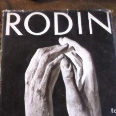 Libros: RODIN. EDT. PHAIDON. GRAN BRETAÑA. AÑO 1956. Lote 264679579