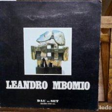 Libros: CHEVALIER DENYS. LEANDRO MBOMIO.DAU AL SET.BARCELONA.. Lote 272930298